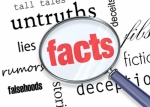 Searching for Facts vs. Fiction - Magnifying Glass
