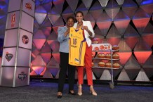 2016 WNBA Draft and Portraits