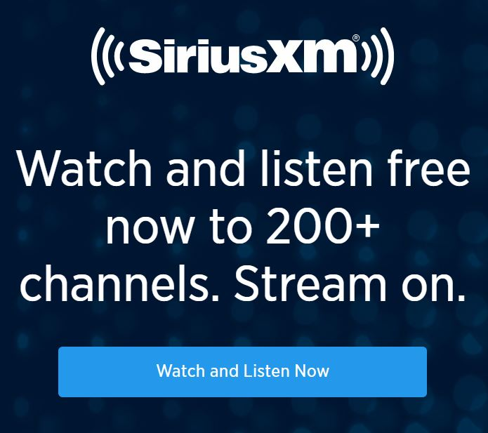 sirius-watch-listen-free