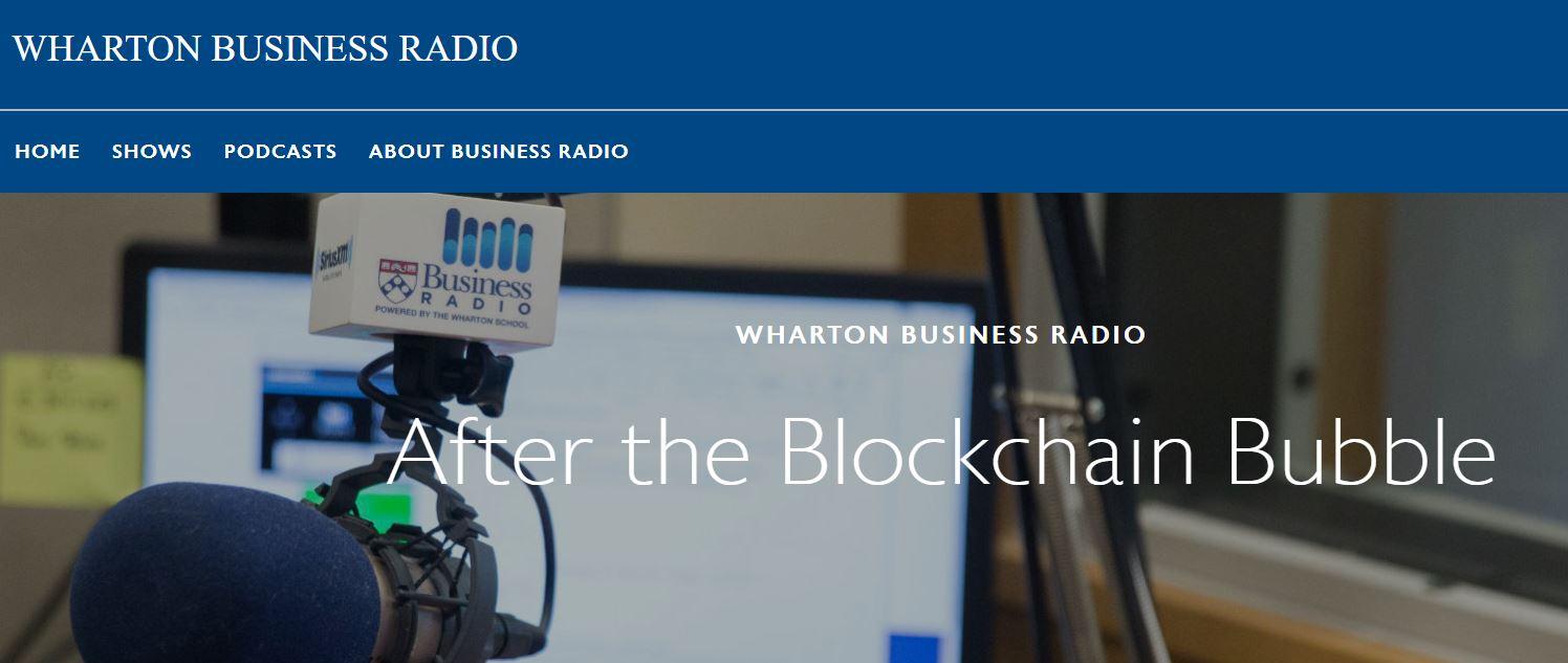 wharton-biz-radio-blockchain